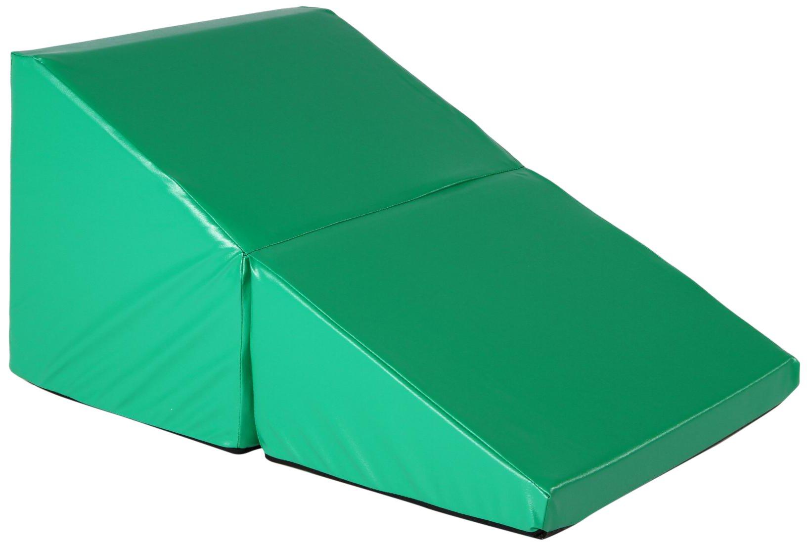 Foamnasium 1110 Jumbo Wedge, Green