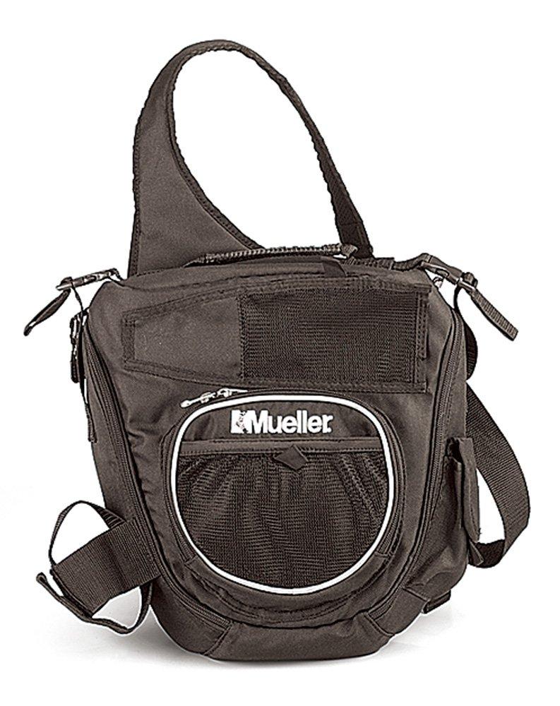 Mueller Sling Bag Athletic Trainer's Kit, Empty |Small Capacity Shoulder Sling AT Bag by Mueller