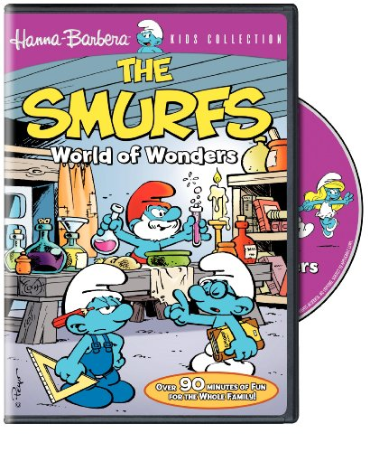 (The Smurfs: Season Two, Vol. 3 - World of Wonders (Hanna-Barbera Kids Collection))