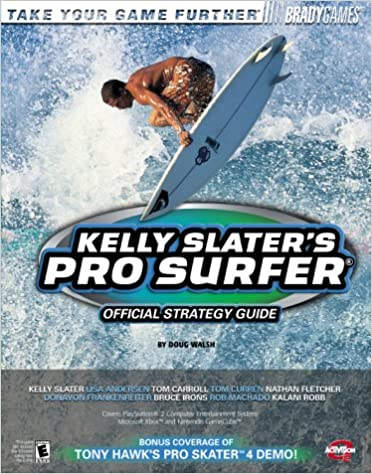 Book Kelly Slater's Pro Surfer Official Strategy Guide