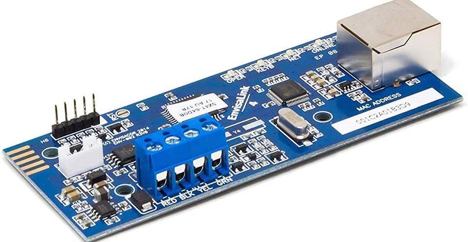 Eyez-On Envisalink EVL-4EZR IP Security Interface Module For DSC and Honeywell
