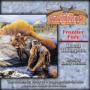 Frontier Fury Audiobook