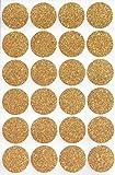 seal neon - Gold invitation Seal Dots 1