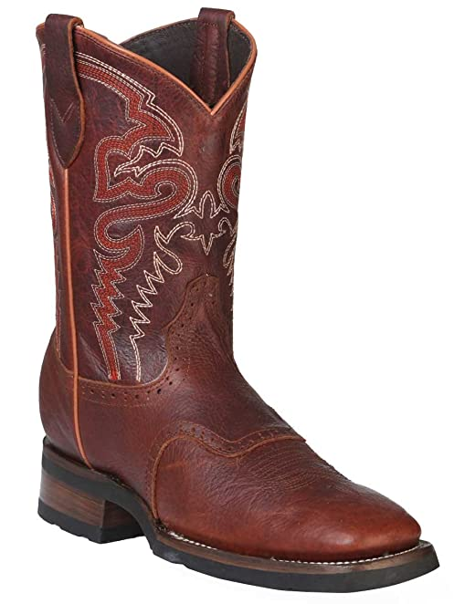 Western Boot Old Mejico Full Grain Leather ID 301066 CS2N Shedron