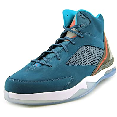 official photos 8dbc3 28f32 Chaussures Nike – Air Jordan Space Flight Remix BleuRougeNoir 42