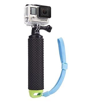 Resistente al agua flotante mano Grip para GoPro Cámaras Deporte acuático Flotador para cámara de acción: Amazon.es: Electrónica