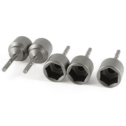 5 piezas 4 mm filo 18 mm diámetro llave allen puntas para ...