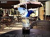 800ML Cartoon Shark Detachable Water Bottle With