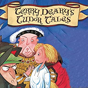 Terry Deary's Tudor Tales Audiobook