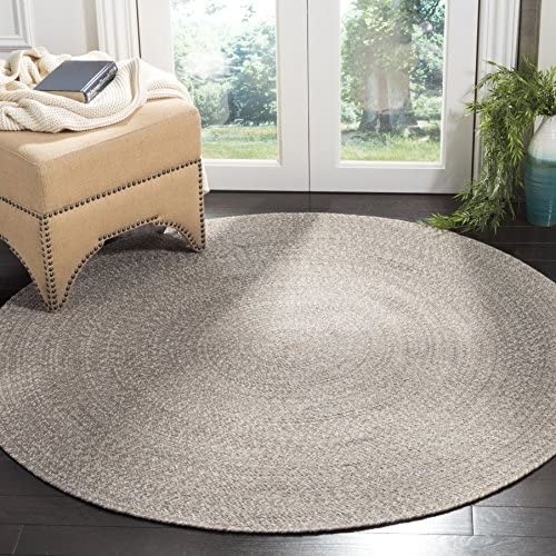Safavieh Braided Collection BRD256B Hand-woven Cotton Area Rug