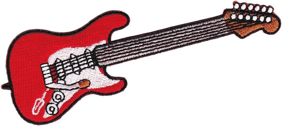 Application à Repasser Bügelbild 13 023 Guitare