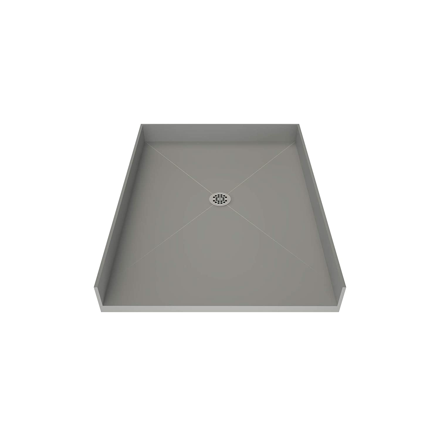 Tile Redi Barrier Free Shower Pan.Amazon Com Tile Redi 4838cbf Pvc Barrier Free Shower Pan