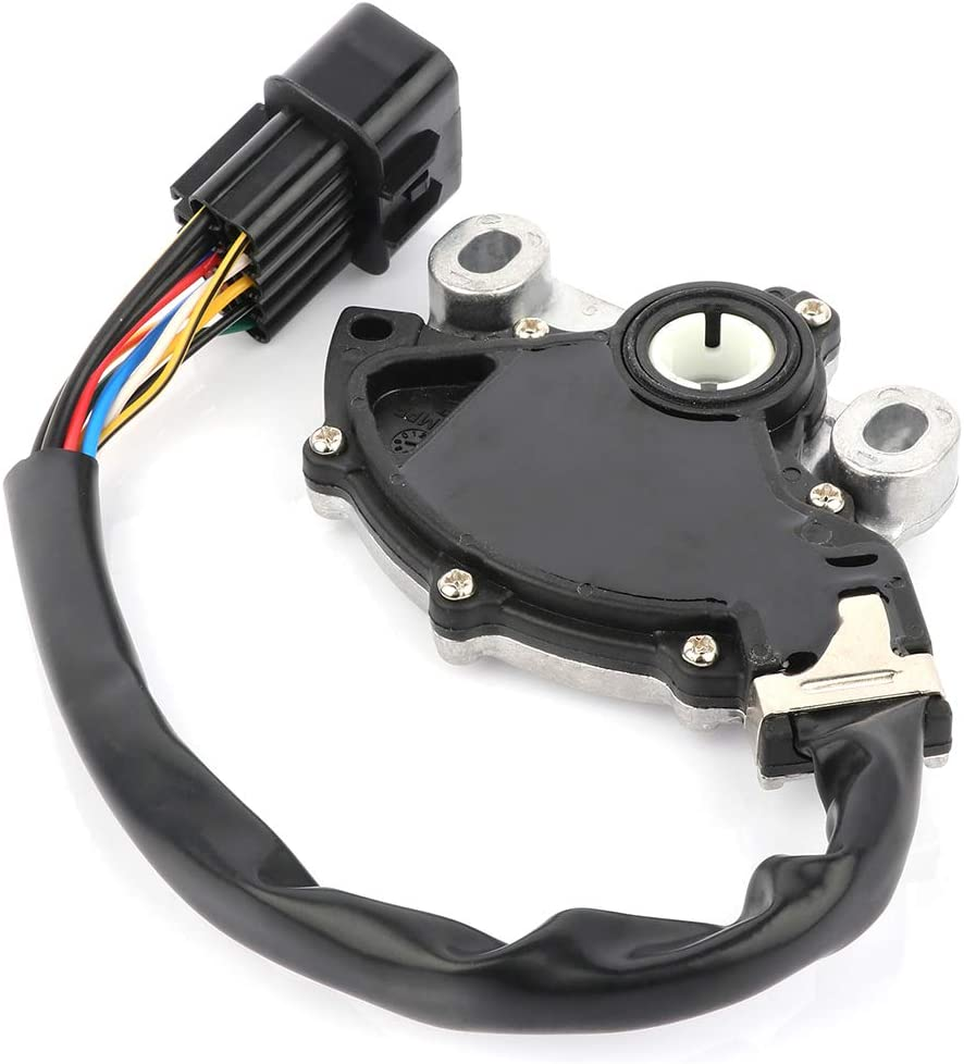 ECCPP Neutral Safety Start Switch Fit for 2000-2002 Mitsubishi Montero 2003-2004 Mitsubishi Montero 1999 Mitsubishi Montero Sport 1999-2003 Mitsubishi Montero Sport 1S5760 NS373