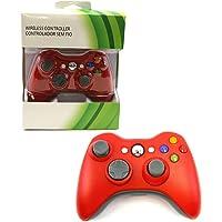 Xbox 360 Controller Kablolu Kırmızı Oyun Kolu