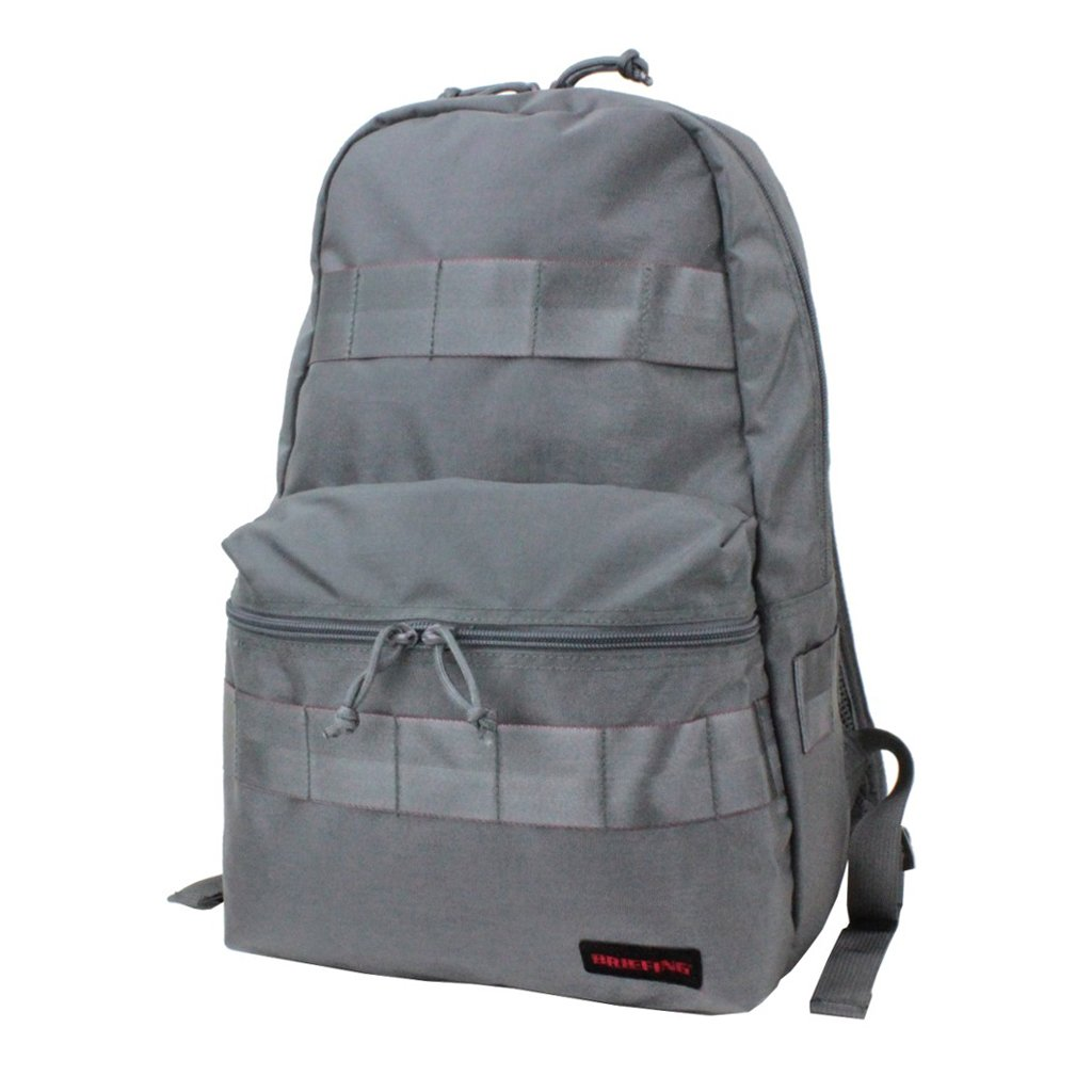 BRIEFING ブリーフィング リュック QL SERIES NEO AT PACK リュックサック バックパック BRF424219  グレー B07252CN7S