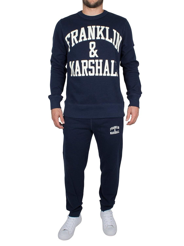 Franklin & Marshall Herren Overall Tkmva073xnw16