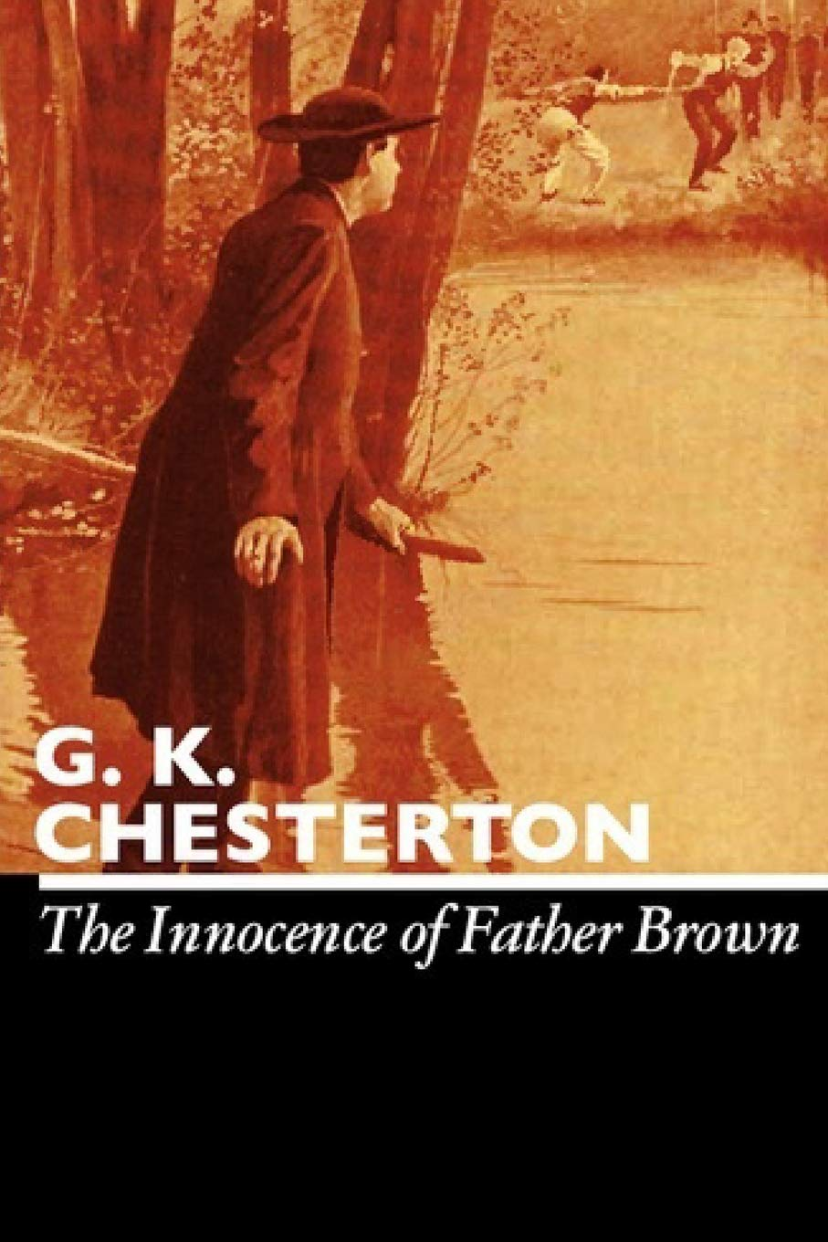The Innocence of Father Brown por G. K. Chesterton