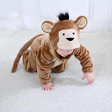 LALY A SHOP Bebé Dinosaurio Perro león Disfraz Kigurumi Dibujos ...