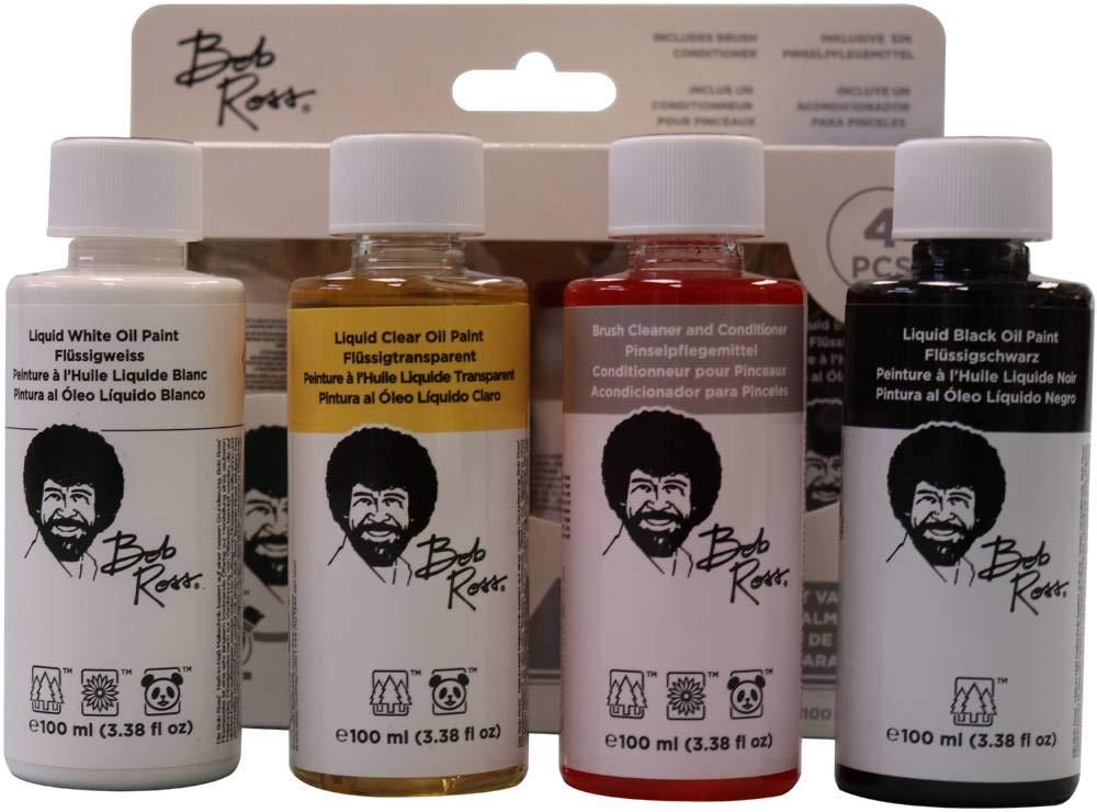 Bob Ross Base Coat Value Pack Set Of 4