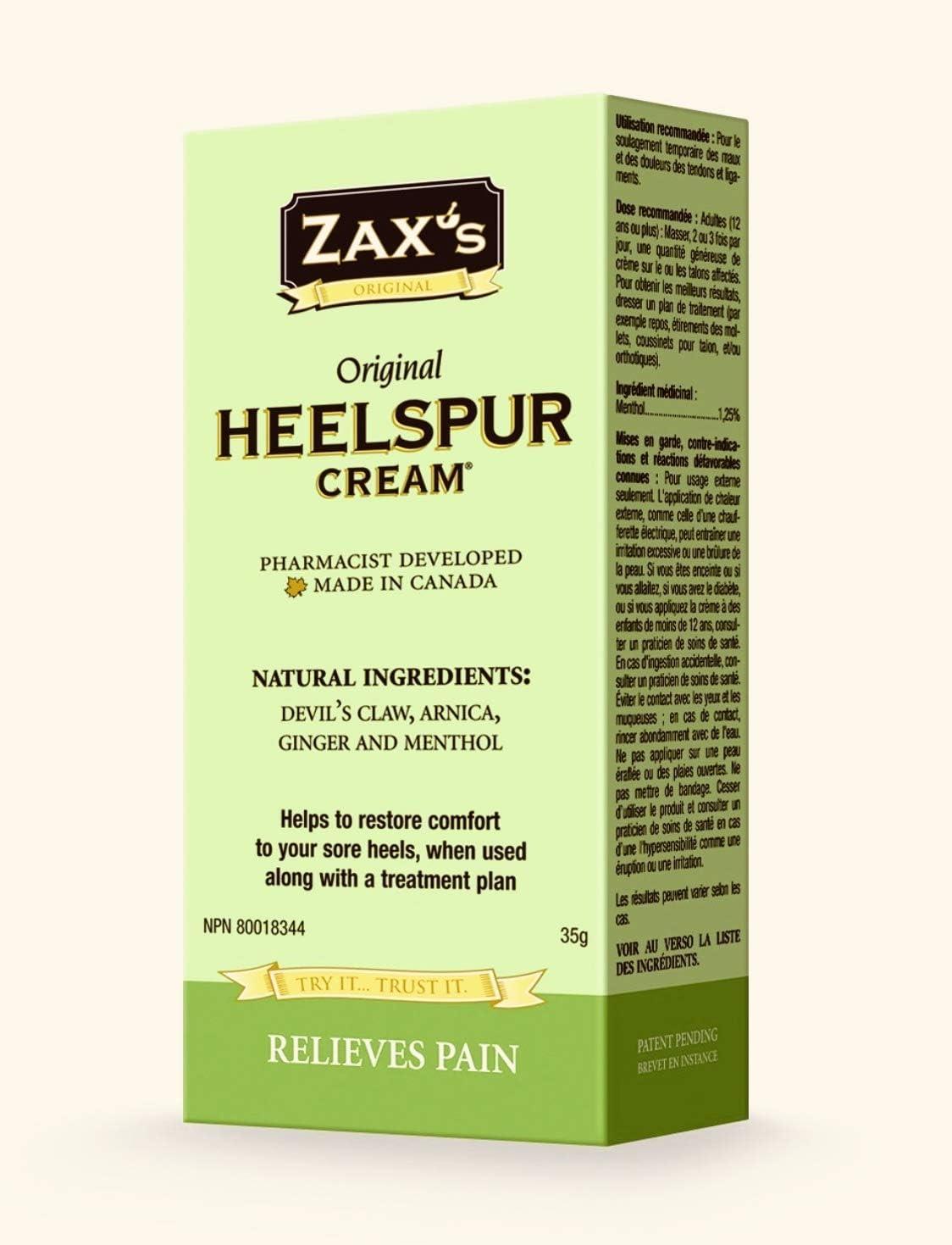 Amazon.com: Original de la Zax heelspur Crema – Top Selling ...