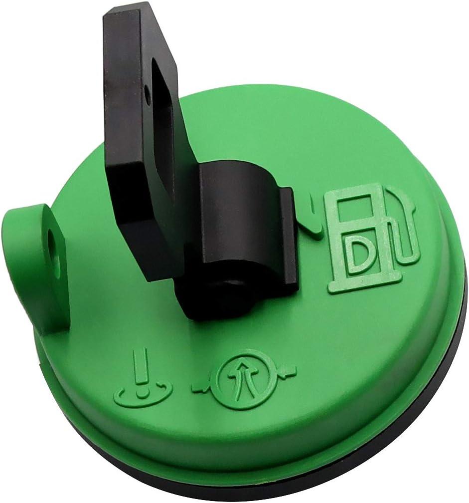 1428828 Skid Steer Locking Fuel Cap for Caterpillar CAT 216B 226B 236B 242B 246B 247B 252B 262B 277B IT14G IT28G TH220B TH330B TH340B Replace 142-8828 2010330 2849039