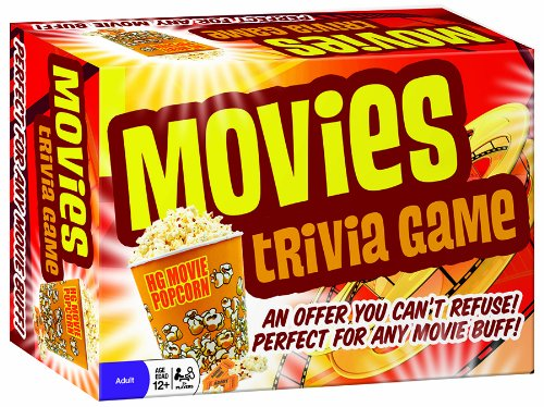 picture of Movies Trivia Card Game