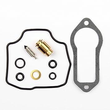 1x Kit Reparación Carburador Aguja del flotador Getor CAB-Y47: Amazon.es: Coche y moto