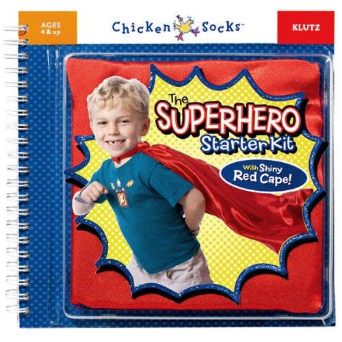 Superhero Starter Kit Chicken Socks