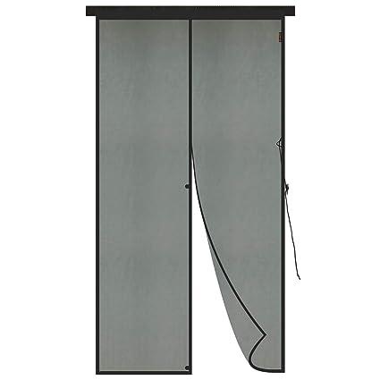 Amazon.com: MAGZO - Cortina magnética para puerta de ...