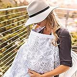 Bebe au Lait Premium Muslin Nursing Cover, Atherton