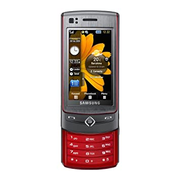 samsung s8300 tocco ultra sim free mobile phone red amazon co uk rh amazon co uk