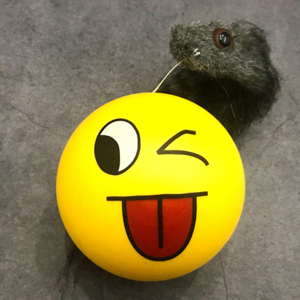 Faviye Electric Biberball Pet Ball Toy pour Pet Chien Chat Jouet Enfants Bain Jouet