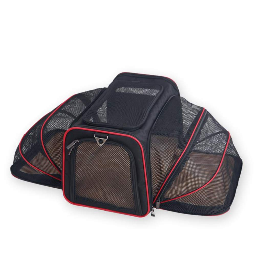 QZQWANA Dog Bags For Dogs Cats Car Seat For Small Dog Quality Pet Carrier Carrying Bags For Dog Convenient Car Cage