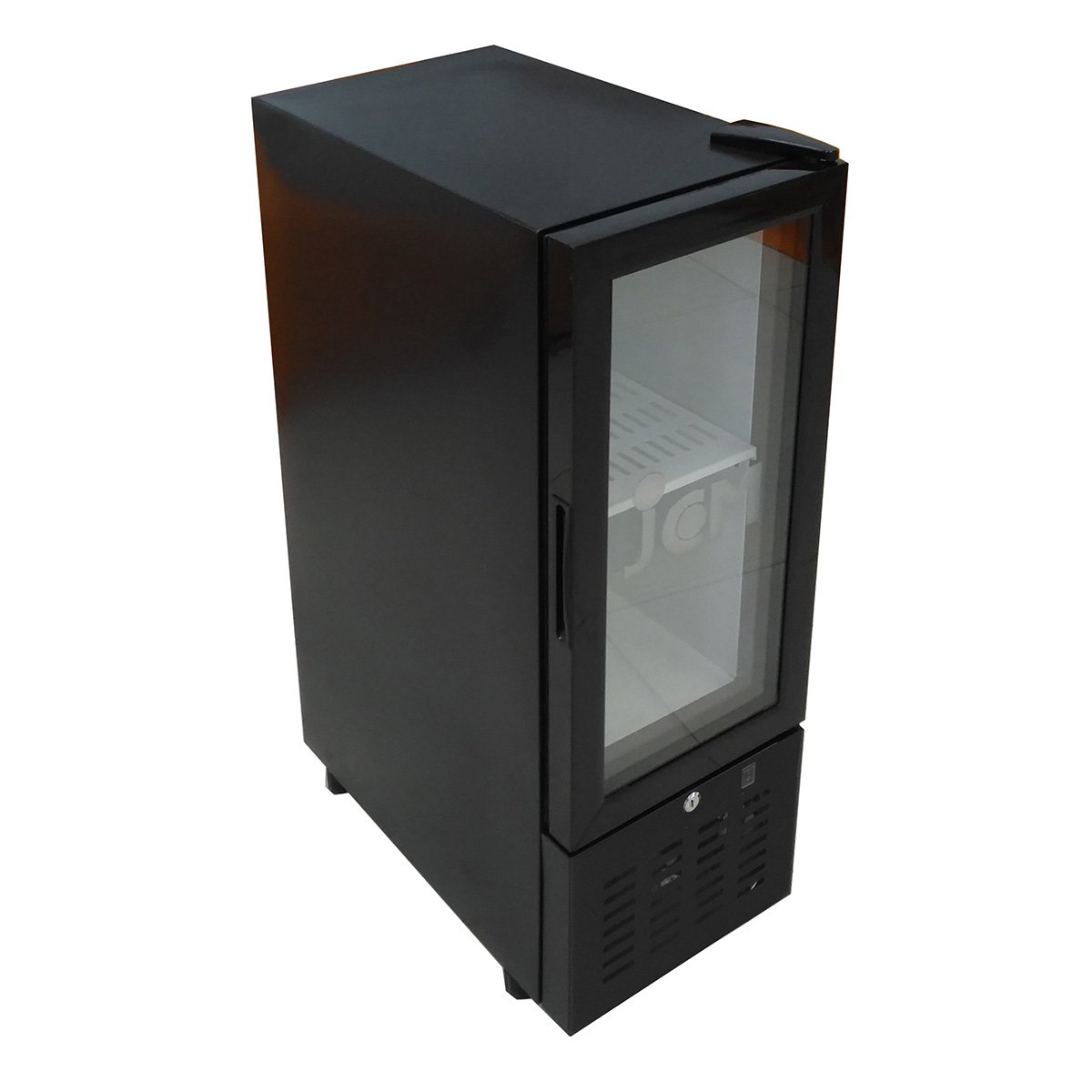 (ジェーシーエム)JCM 卓上型冷蔵ショーケース 47リットル JCMS-47 幅300×奥行520×高さ893mm B07B932WHP JCMS-47 B07B932WHP, 舘岩村:3c813d99 --- lembahbougenville.com