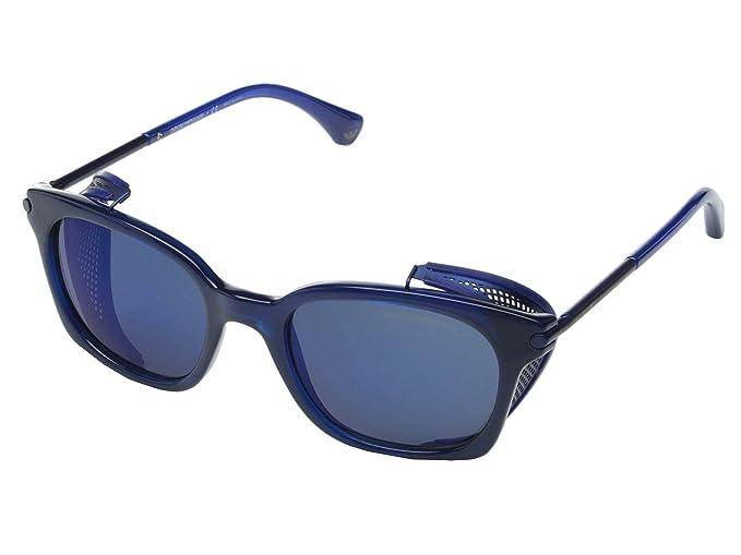 Emporio Armani Gafas de Sol 4028Z 520896-520896 (52 mm) Azul ...