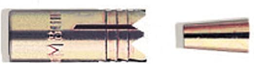 PETZL - Cheville Autoforeuse, Color Steel