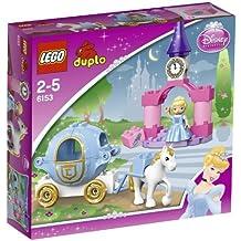 LEGO® DUPLO® Disney Cinderella's Carriage Princess with Castle   6153