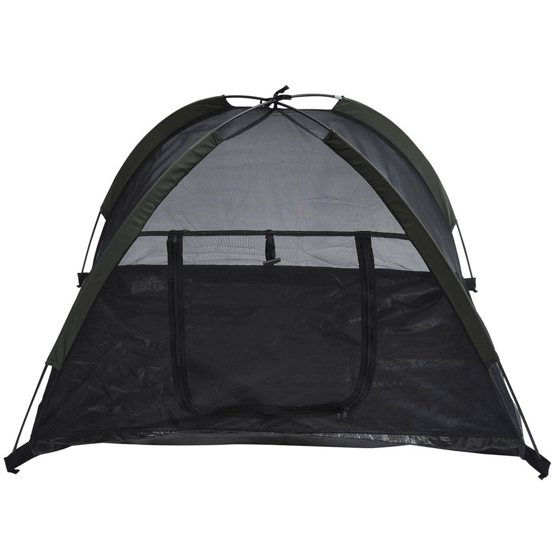1Pcs Apogee Popular Pet Tent House Sleeping Couch Puppy Outdoor Camp Cat Beach Shelter Color Black