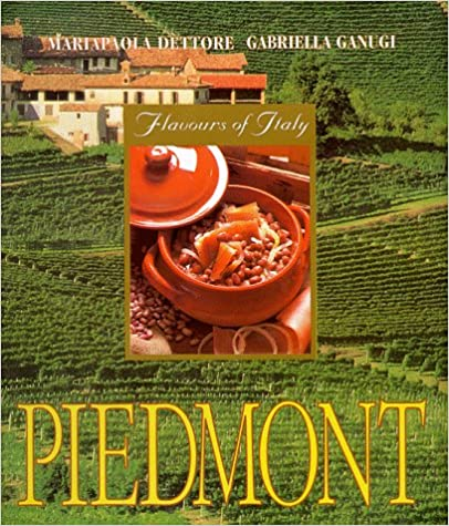 Book Piedmont (Flavours of Italy)