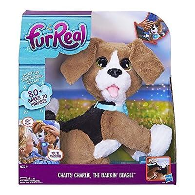 furReal Chatty Charlie, the Barkin' Beagle by Hasbro
