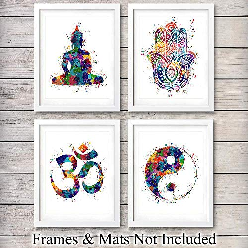 Meditation Zen Wall Art Prints product image