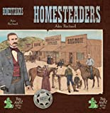 Homesteaders (2nd Edition), Rockwell, Alex, 0984155864