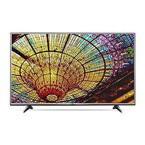 "LG 55"" Class (54.6"" Diag.) 4K Ultra HD Smart LED LCD TV 55UH615A"