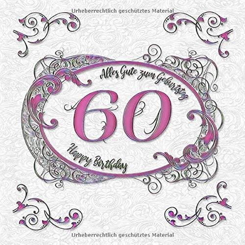 Spruche 60 geburtstag gastebuch