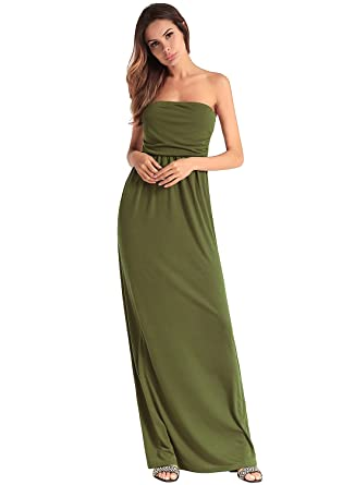 Maxi Dresses for Evening Weddings