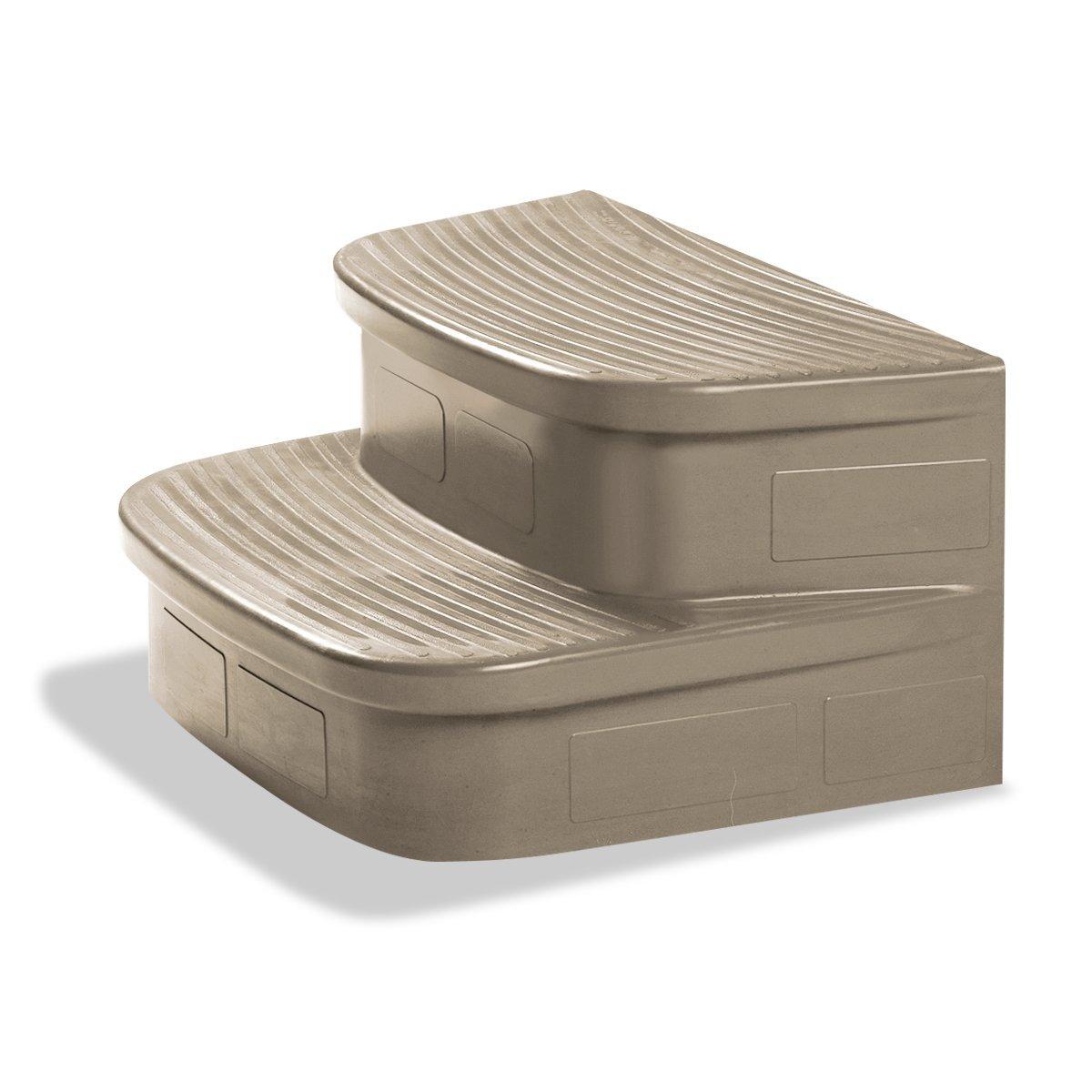 プラスチックSpaの手順がシンプルさSpa in Sandstone仕上げ   B07313NBZX