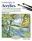 Landscapes in Acrylics, David Hyde, 1844480232