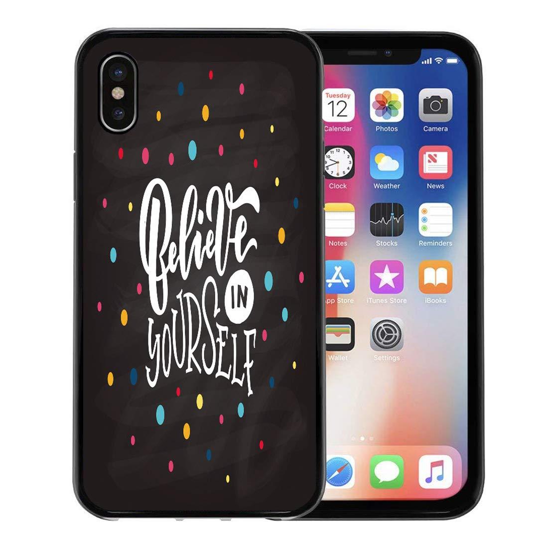 Amazon Com Semtomn Phone Case For Apple Iphone Xs Case Leaf