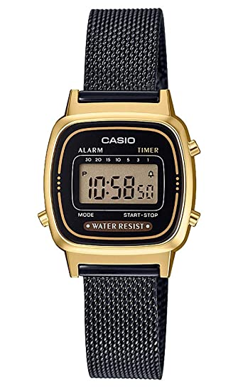 71fca5e0450127 Casio LA670WEMB-1EF Orologio Digitale, Donna: Amazon.it: Orologi