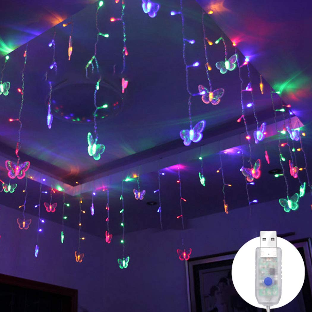 Absolutely Stunning Butterfly Lights!